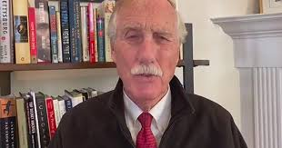 Sen. Angus King shares healthcare security takeaways from Cyberspace  Solarium Commission | Healthcare IT News