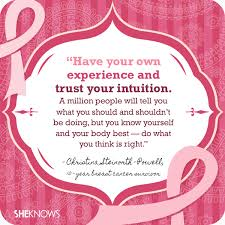 Breast Cancer Survivor Quotes Best Breasts Quotes On QuotesTopics