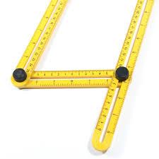 TGR Angle izer Multi Angle Ruler Template Tool