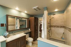 bathroom remodeling supplies. Bathroom, Exciting Bathroom Remodel Supplies New Modern Design With Shower And Mirror Cupboard Remodeling A