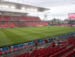 Bmo Field Section 110 Seat Views Seatgeek