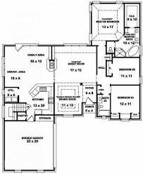 full size of kitchen dazzling 4 bed 2 bath floor plans 19 trendy ideas 11 3