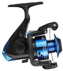 <b>200</b> 5.1:1 3BB Plastic Blue <b>Spinning Fishing</b> Reel Bass Trout Sea ...