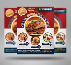 Flyer Design Food Food Flyers Design Rome Fontanacountryinn Com