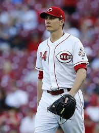 Cincinnati Reds placed Homer Bailey on the DL