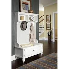 Hall Stand Entryway Coat Rack And Storage Bench Bermuda Hall Tree Stand Homestyles House stuff Pinterest 31
