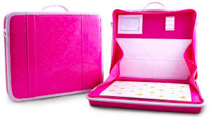image of girls lap desk with storage