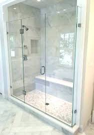 shower curtain to cover up ugly glass doors treatment door best guard coating reviews easy clean 3 8 shower door with glass