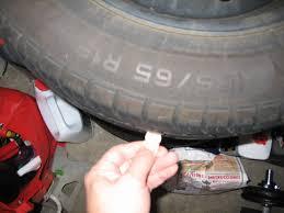 2001 Honda Civic Stock Tire Size