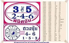 Thai Lotto Chart Route