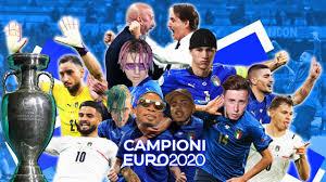 Italia Euro 2020 Freestyle - Zefe