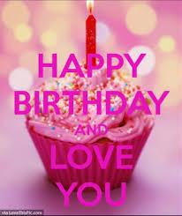 Happy Birthday Love You Quotes