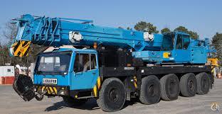 Liebherr Ltm 1120 All Terrain Crane Crane For Sale In New