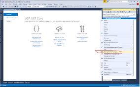 Part 1 - Web API - Creating Web API in ASP.NET Core 2.0