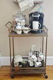 diy coffee cart coffee carts for office74 coffee