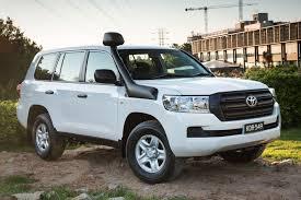 Toyota Landcruiser 200 - Singapore Car Exporter Importer