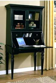 secretary desks for small spaces. Secretary Desks For Small Spaces Black Wooden Desk Designs New Inspiration Of Home Design With Hutch