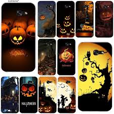 Halloween Phone Cases for Samsung Galaxy Note 5 8 S5 S6 S7 S8 S9 Edge Plus