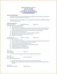 Summary Of Qualifications Resumes Utah Staffing Companies