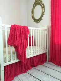 ruffled crib skirt ruffle crib skirt baby girl bedding nursery decor many colors available crib bedding ruffled crib skirt