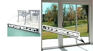 door security bar home depot. Sliding Glass Door Security Bar Decorative . Home Depot