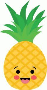 pineapple with sunglasses clipart. pineapple cutie cute digital clipart with sunglasses
