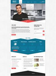 Responsive Website Templates Simple HTML Website Templates My Best Templates 1