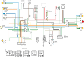 honda wave 100 motorcycle wiring diagram wiring library