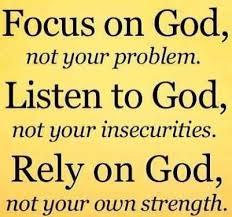 Image result for Image focus on God
