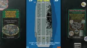 1942 Arcade Cabinet Cgr Undertow 1942 Capcom Arcade Cabinet Review For Playstation