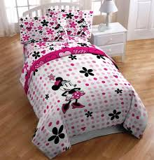 amazing minnie mouse toddler bed set