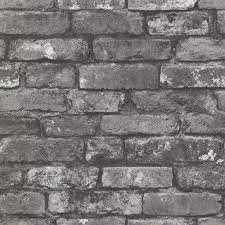 beacon house brickwork slate exposed brick wallpaper sample