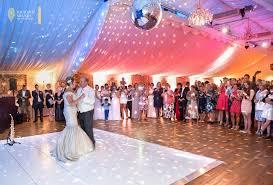 wedding lighting and dance floor hire at wrenbury hall
