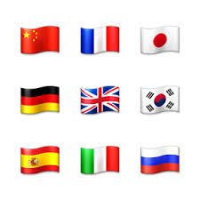 Flag Emoji Chart Emoji Country Flags And Their Codes