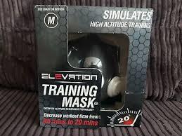 New Training Mask 2 0 Elevation Training Simulates High