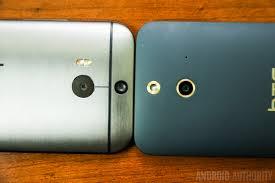 HTC One E8 vs HTC One M8