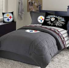 pittsburgh steelers comforter sets bedding decor idea in set decorations 2
