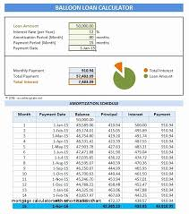 Amortization Chart For Mortgage Mortgage Payment Calculator Excel Template Awesome Mortgage
