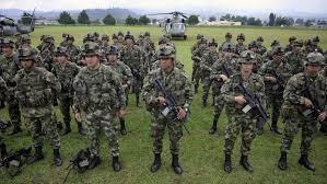 Resultado de imagen para concentracion de tropas de colombia en frontera venezolana