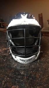 Clh2 Lacrosse Helmet Navy