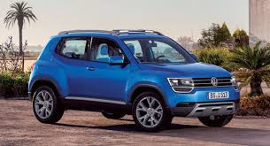 vw new car releaseVW Taigun Small SUV May Launch in 2016 New Photos Released
