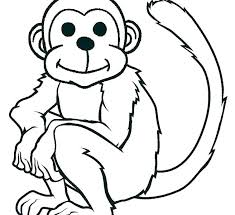 Monkey Coloring Pages Sock Monkey Coloring Pages Sock Coloring Page