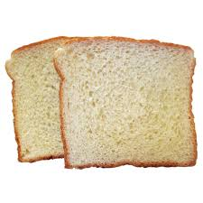 7072 White Pullman 12 Slice Loaf Bread Burry Foods