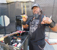 Guitar Technician Big Bends Nut Sauce Techs