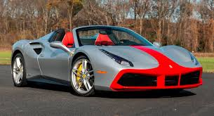 Every used car for sale comes with a free carfax report. This One Off Ferrari 488 Spider 70th Anniversary Has Unique Tailor Made Livery Carscoops