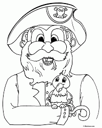 Small Picture Coloring Download Pirate Themed Coloring Pages Pirate Themed