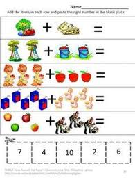 Cut and paste, Worksheets and Happy birthday on PinterestJohnny Appleseed Apples Math and Literacy Worksheets
