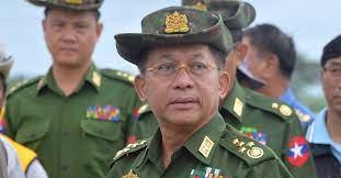 Myanmar Junta Leader Set To Join ASEAN Summit   The ASEAN Post
