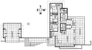THE WEEKLY WRIGHTUP THE FURTHER RESTORATION OF THE MARTIN HOUSE Frank Lloyd Wright Floor Plan