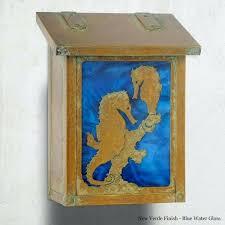 vertical wall mount mailbox. Decorative Wall Mount Mail Box Seahorse Vertical Mailbox Vertical Wall Mount Mailbox